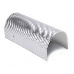 A padló és az alagút hőszigetelése - 0,6 m x 0,5 m Alumínium