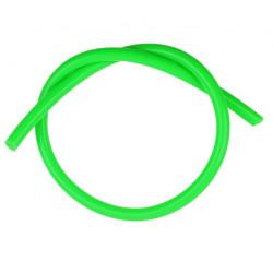 Szilikon vákum cső 4mm,zöld