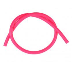Szilikon vákum cső 4mm, rózsaszín
