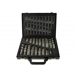 170 darabos fúrófej készlet (1-10mm)