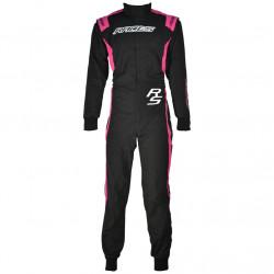 Overál RACES EVO II Pink