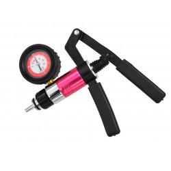 Vacuum tester and brake bleeder