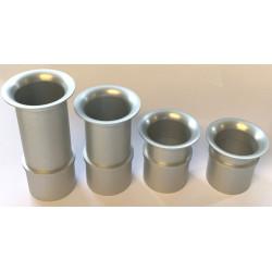 Szuper könnyű alumínium kürt Weber 40/45 DCOE