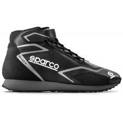 Sparco SKID+ FIA Homológ cipő fekete/szürke