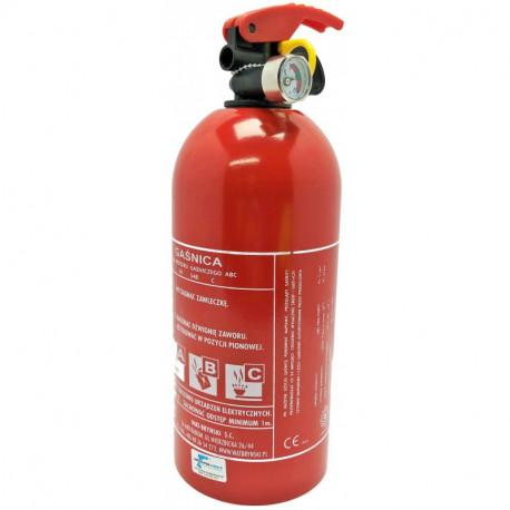 Tűzoltó készülékek Poroltó készülék 1kg P1F / ETS   race-shop.hu