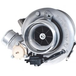 Turbófeltöltő BorgWarner EFR 8474 (SuperCore Cast Iron B. Hsg.)