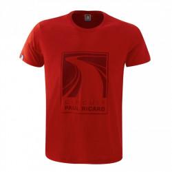 Circuit Paul Ricard T-Shirt - Men's - Red