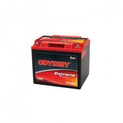 Zselés akkumulátorok Odyssey EXTREME RACING PC1200, 42Ah, 1200A