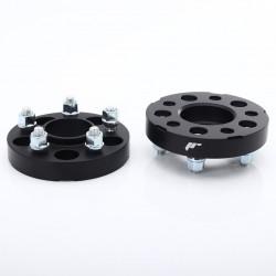 Szett 2db nyomtávszélesítők JAPAN RACING (TŐCSAVAROS) - 20mm, 5x114.3, 66,1mm