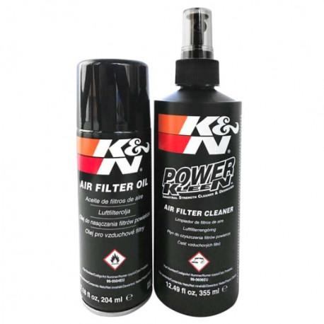 Készletek szűrők tisztítására Tisztító szett K&N | race-shop.hu