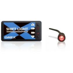 Valtósor jeladő Omex shift light Pro