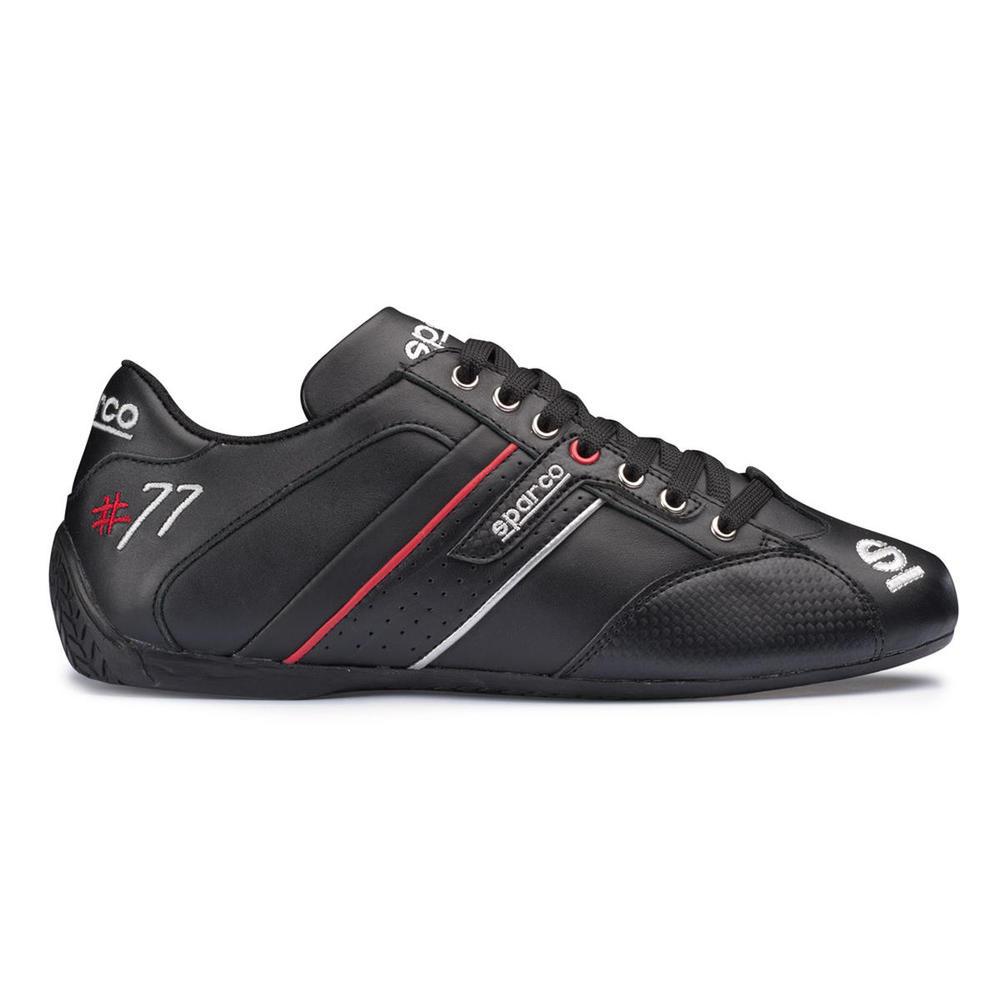 Sparco TIME 77 cipő fekete bőr  a800e65ffd
