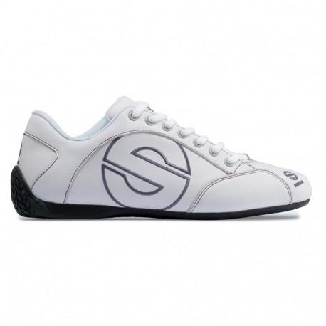 Cipők Sparco ESSE cipő fehér bőr | race-shop.hu