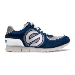 Sparco GENESIS L cipő, kék/fehér
