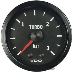 VDO óra turbónyomás mechanikus (0-3 BAR) - cockpit vision széria