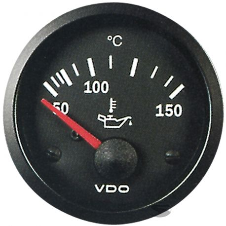 VDO Cocpit Vision Orák VDO óra olajhőmérséklet - cockpit vision széria | race-shop.hu
