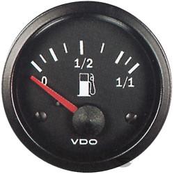 VDO óra üzemanyagszint-mérő - cockpit vision széria