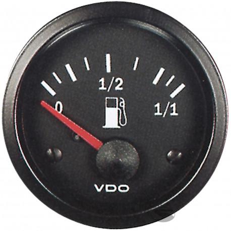 VDO Cocpit Vision Orák VDO óra üzemanyagszint-mérő - cockpit vision széria | race-shop.hu