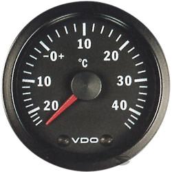 VDO óra külső hőmérséklet kijelző - cockpit vision széria