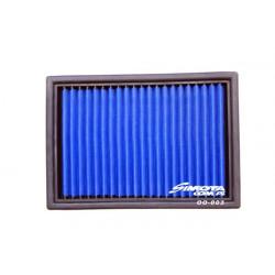 SIMOTA sport betétszűrő ( levegőszűrő ) OO003 290X205mm