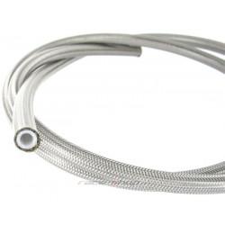 Fémhálós nagynyomású teflon (PTFE) cső AN8 (11 mm )