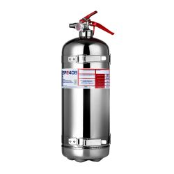 Manual fire extinguishing system with FIA Sparco 3.9L