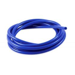 Szilikon vákum cső 4mm,kék