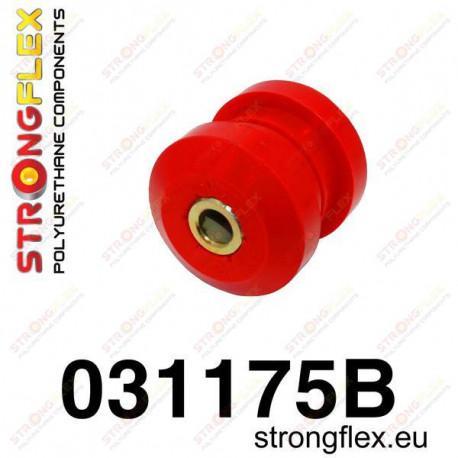 E46 Compact Strongflex Hátsó bekötőkar alsó külső strongflex szilent | race-shop.hu