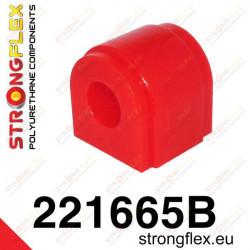 Strongflex Első stabilizátor strongflex szilent