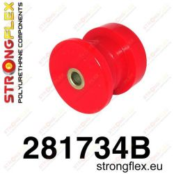 Strongflex Hátsó differenciálmű felfüggesztés - első strongflex szilent