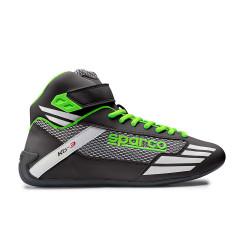 Sparco SLALOM SL-3 FIA Homológ cipő kék