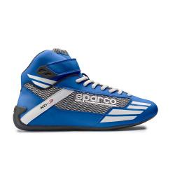 Sparco SLALOM SL-3 FIA Homológ cipő fekete