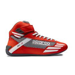 Sparco Mercury KB-3 cipő piros