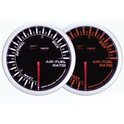DEPO óra Üzemanyag / levegő arány - Dual view séria