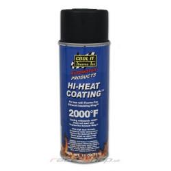 Impregnáló és védő spray, hőszigetelő szalagokara Thermotec, fekete