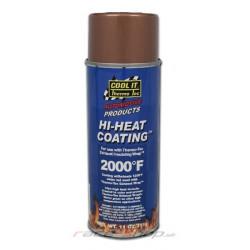 Impregnáló és védő spray, hőszigetelő szalagokra Thermotec, réz