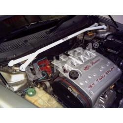 Alfa Romeo 156 UltraRacing 2-pontos Első toronymerevítő ( Front Upper Strutbar )