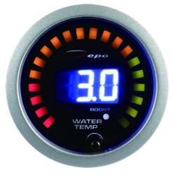 DEPO óra 2in1 Vízhőfok és Turbonyomás - Digital combo széria